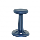 "Kore Preschool Wobble Chair, 12""H, Dark Blue"