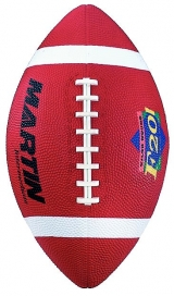 Football, Rubber, Intermediate Size
