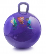 Bintiva Hopper Ball 45cm- Purple