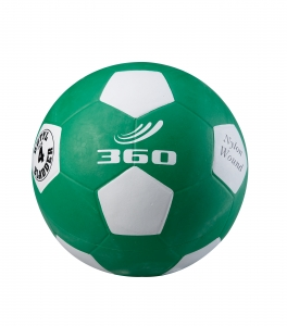 Playground Soccer Ball Size 4, Green