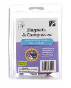MAGNETS AND COMPASSES RETAIL
