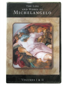 LIFE AND WORKS OF MICHELANGELO DVD