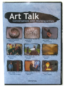 ART TALK CONVERSATIONS W/WORKING ARTISTS
