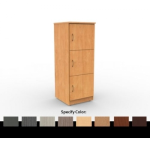 Cubby Storage Unit 3x1 with 3 Cubby