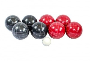 Resin Bocce Ball Set (100mm)