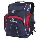 "Spalding Wide Mouth Backpack, 13"" x 9.75"" x 18.5"""