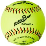 Incrediball Neon Softouch Training Softball, 12""