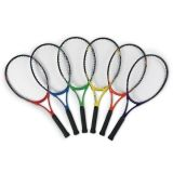 Motion partner tennis racquet set