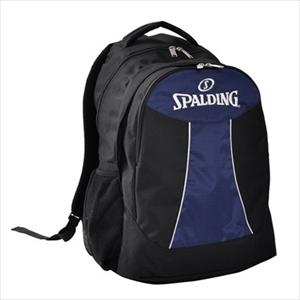 "Spalding Jumbo Backpack, 21""x 7"" x 14"""