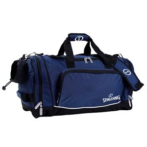 "Spalding Gear Bag, 21"" x 9"" x 11"""
