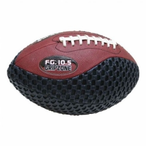 "Fun Gripper 8.5"" Grip Zone Football, Traditional"