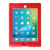 Red - Silicon Protective carry case for iPad 2 & 3.