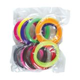3D Magic Pen Filament Pack - 15 Vibrant Colors