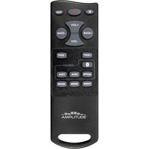 Replacement Remote Control For The Amp37 Sound Bar