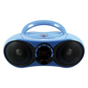 AudioMVP Boombox CD/FM Media Player with Bluetooth Receiver