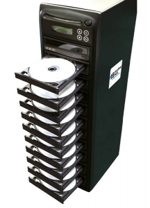 1 To 10 - CD/DVD Duplicator