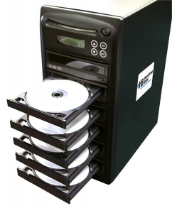 1 To 5 - CD/DVD Duplicator