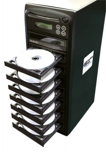 1 To 7 - CD/DVD Duplicator