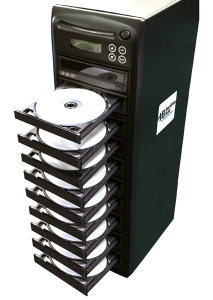 1 To 9 - CD/DVD Duplicator