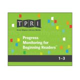 Progress Monitoring for Beginning Readers (PMBR) Kit