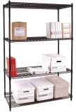 Wire Shelving Unit, Black