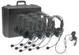 4100 Series USB Stereo Headset - 10 Pack - with Case
