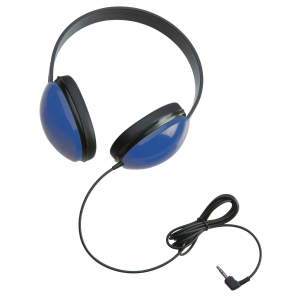 Listening First Stereo Headphone  - Blue