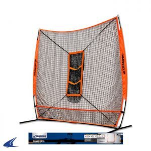 MVP Training Net with TZ3 Training Zone; 5' x 5'