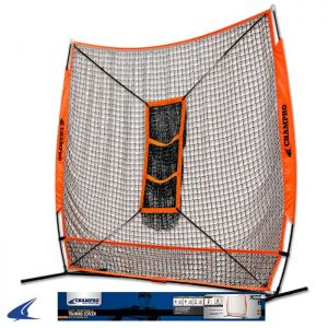 MVP Training Net with TZ3 Training Zone; 7' x 7'