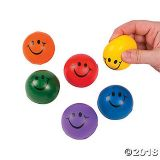8PC SMILE RELAXABLE BALL