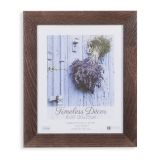 Timeless Decor Shea 8 x 10 Wood Picture Frame: Espresso