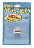 Magnets - Heavy Duty - Round - 8 x 3mm - 8 pieces