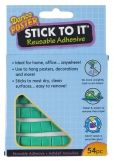 Stick to It Removable Adhesive - 54 pieces