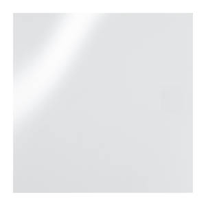 Oracal 651 Glossy Vinyl Sheets - White - 12 x 12 inches