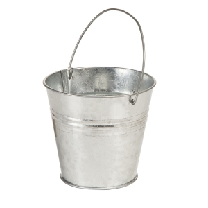 Galvanized Pail - 2.75 inches