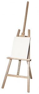Lyre Easel: 96 inches