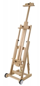 Studio 71 Wooden Easel: 56.2 x 20.8 inches
