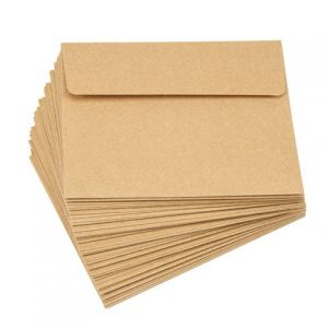 ENVELOPES KRAFT A2 4.375X5.75 50PK