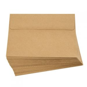 ENVELOPES KRAFT A7 5.25X7.25 50PK