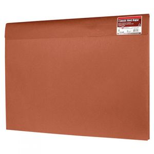 12X18 RED WALLET PORT VELCRO