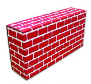 Corrugated Blocks - 36 Pc