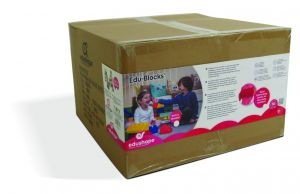 Edu Blocks - 50 Pcs - Box