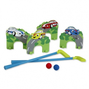 Mini Golf Racing Cars