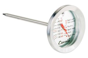 Escali Oven Safe Meat Thermometer, NSF Listed