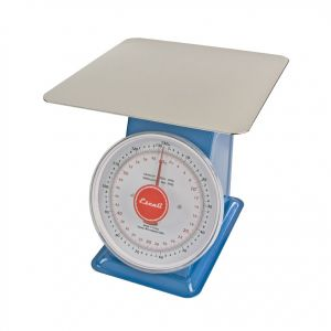 Mercado, Dial Scale with Plate, 132 Lb / 60 Kg