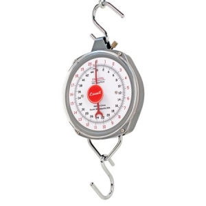 HSeries Hanging Scale, 110 Lb x 8 oz / 50 Kg x 0.2 kg