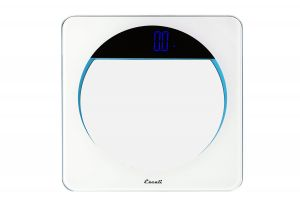 Lunar Blue Body Scale, 400 Lb/ 180 Kg