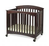 Royale Folding Crib - EU Compact