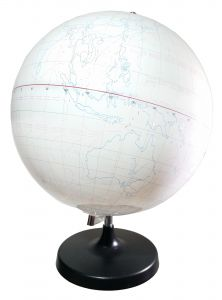 Globe, Write-On Dry Erase 32 CM Diameter NEW 2016