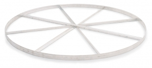 DISCUS CIRCLE; ALUMINUM W/CROSS BRACING